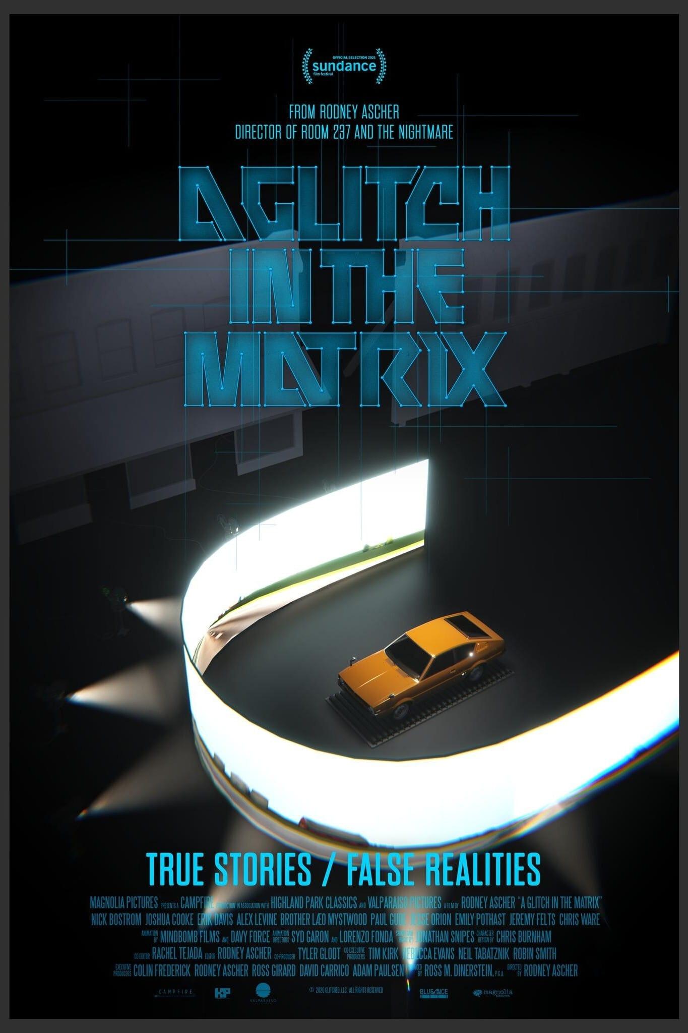 A Glitch in the Matrix Legendado