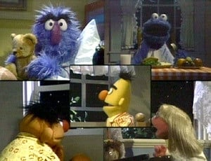 Sesame Street Season 21 :Episode 7  Episode 606
