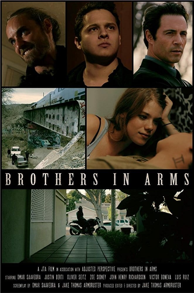 Ver Brothers in Arms Online HD Español (2016)