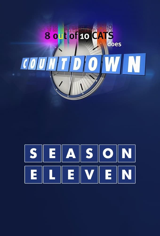 8 Out of 10 Cats Does Countdown Season 11