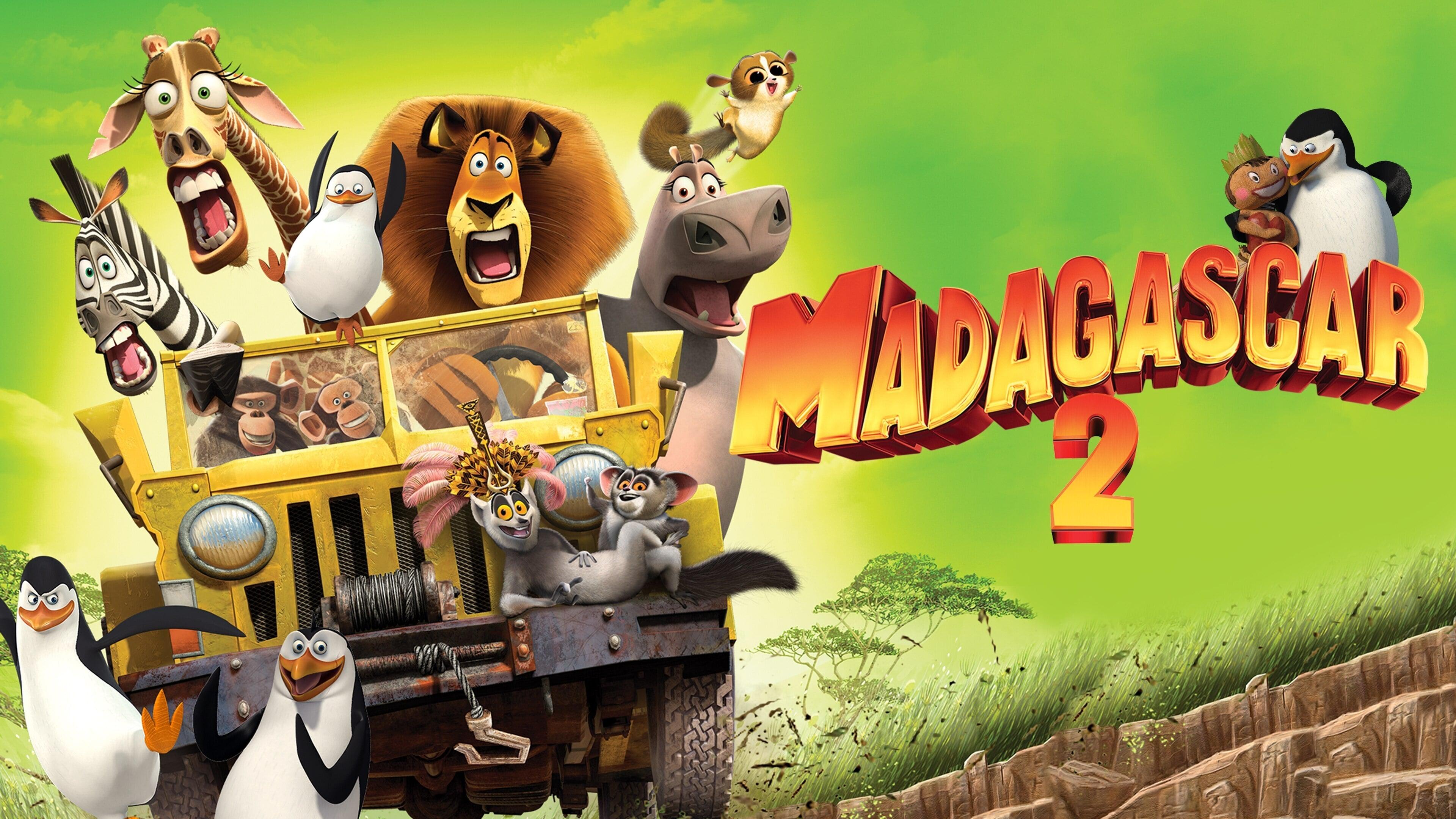 Madagascar 2: Escape de África