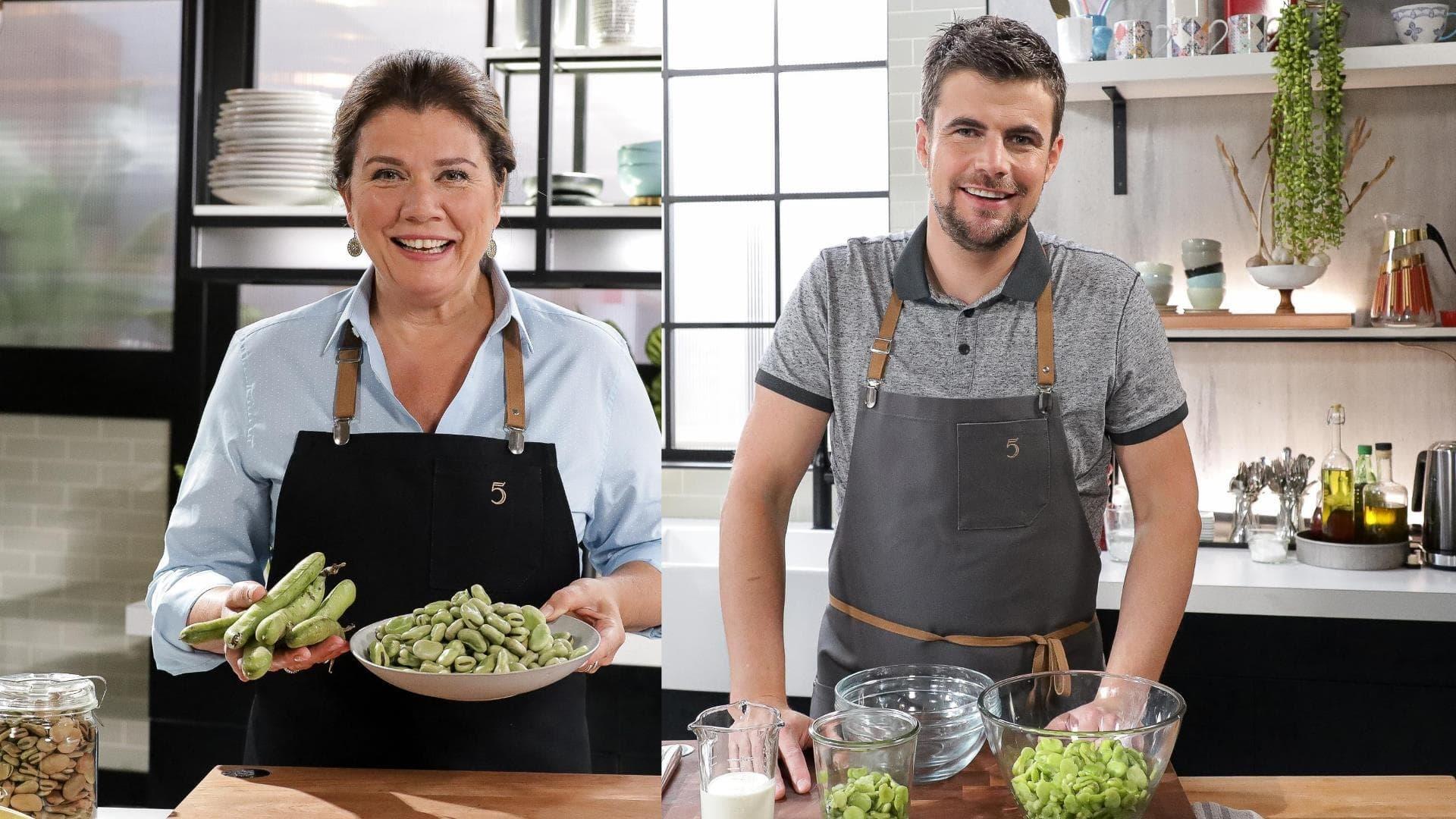 5 chefs dans ma cuisine Season 1 :Episode 12  Episode 12