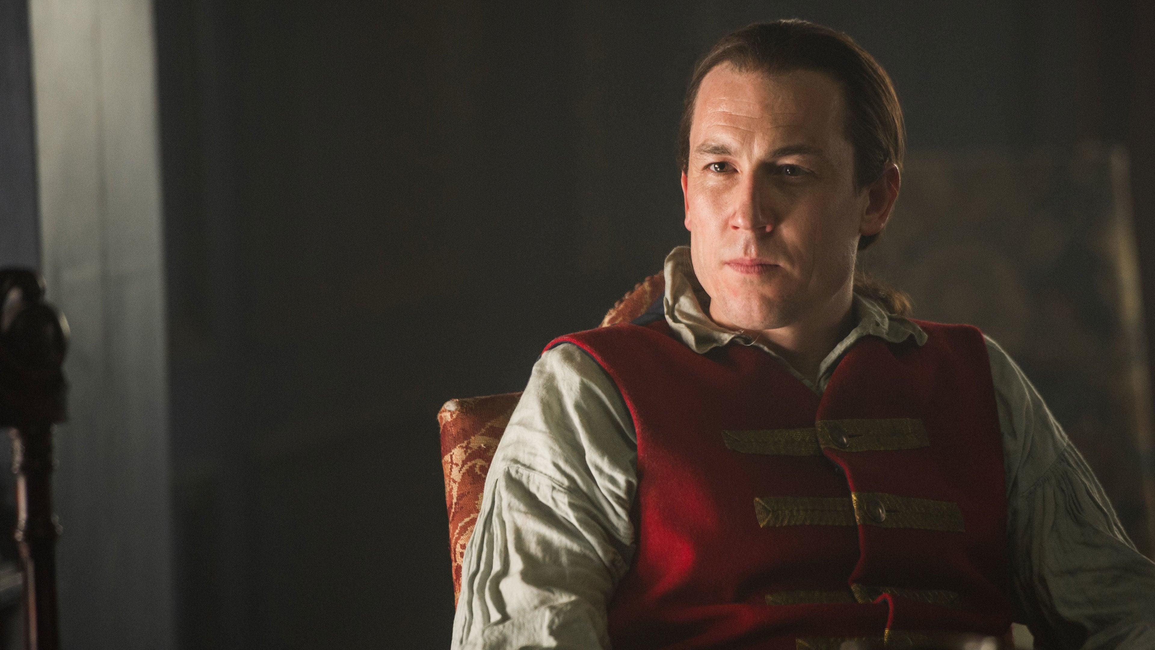 Outlander Season 1 :Episode 6  The Garrison Commander