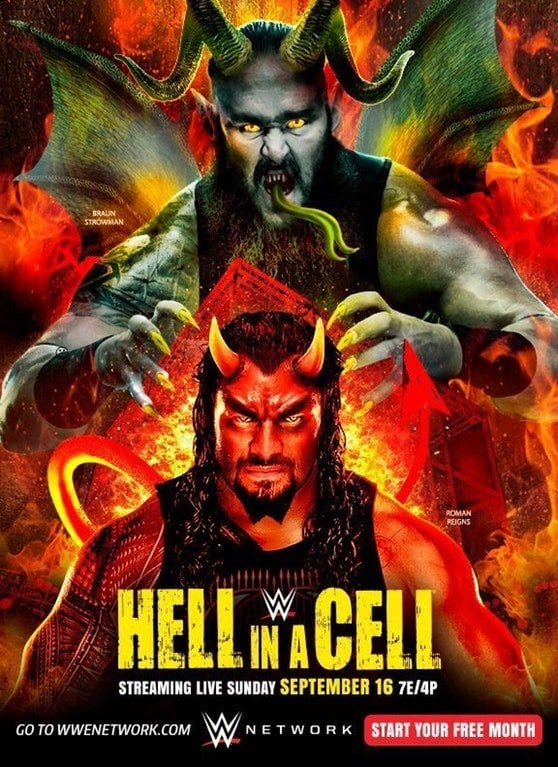 WWE Hell in a Cell 2018 (2018)