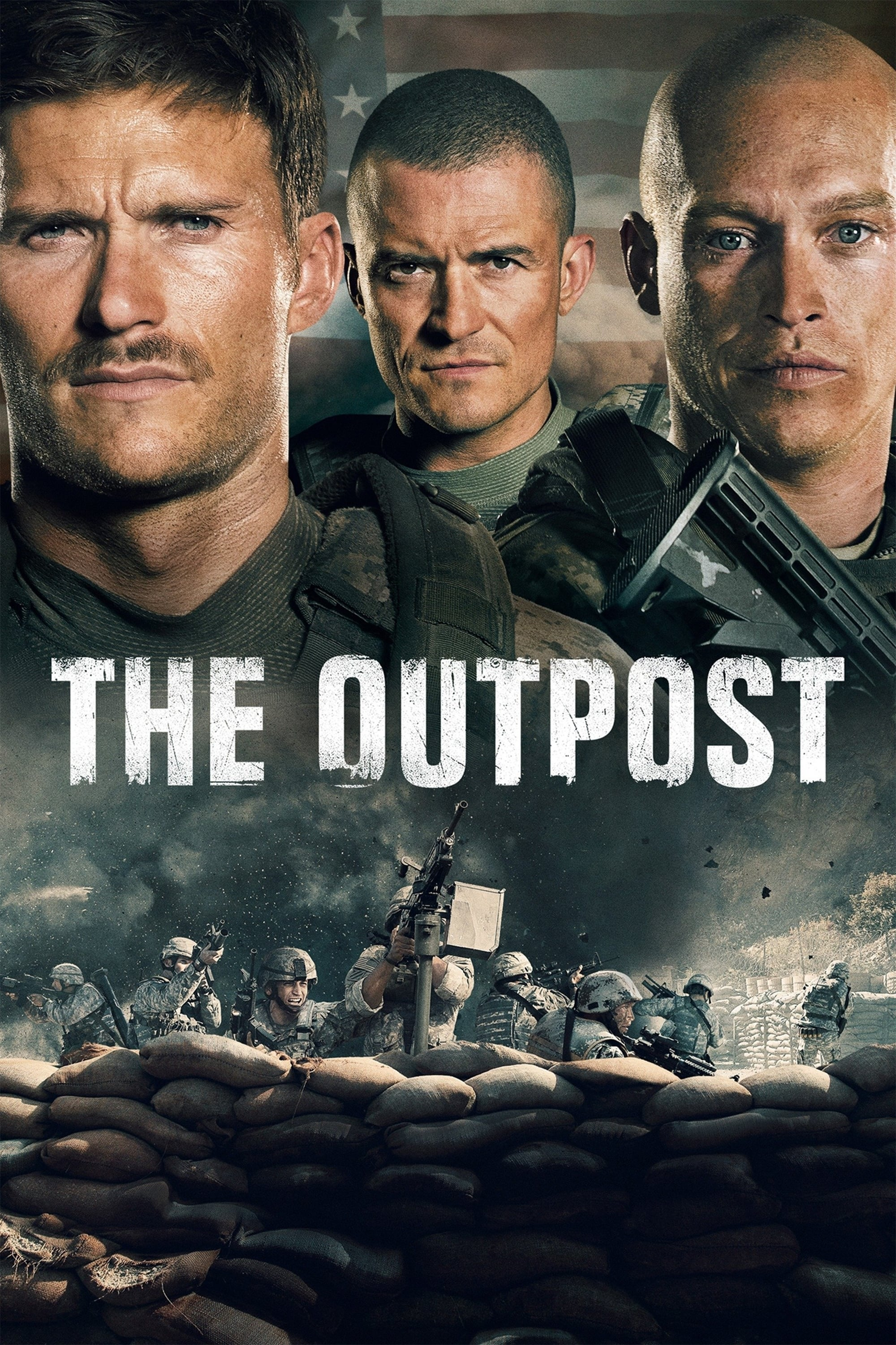 Voir Assiégés - the outpost - 2020