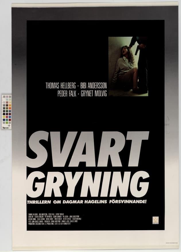 Ver Svart gryning Online HD Español (1987)