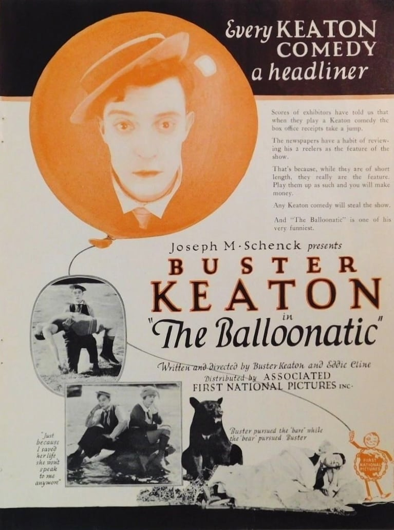 The Balloonatic (1923)