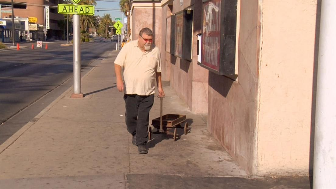 Pawn Stars Season 2 :Episode 10  Off the Wagon