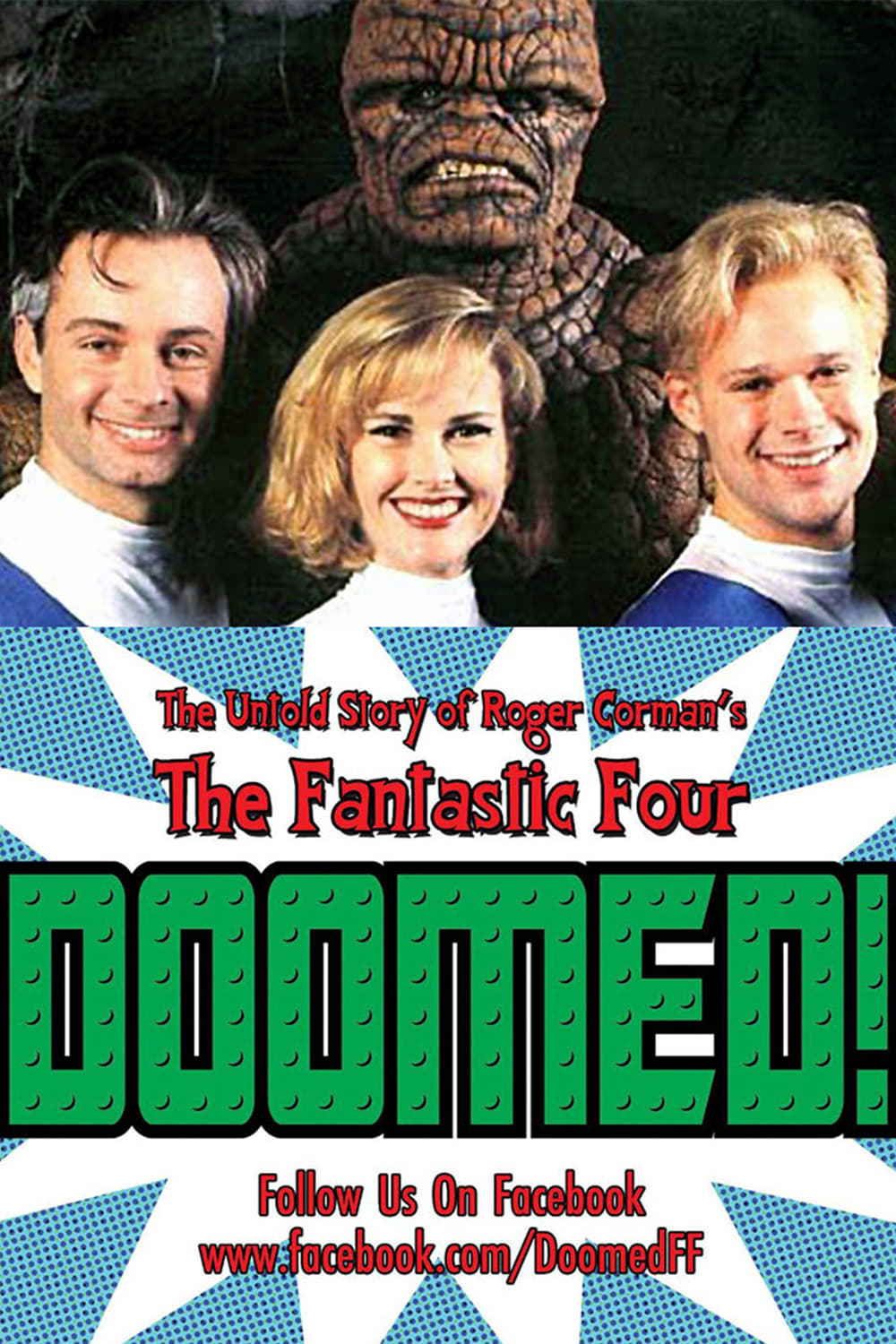 Doomed! The Untold Story of Roger Corman's The Fantastic Four (2015)