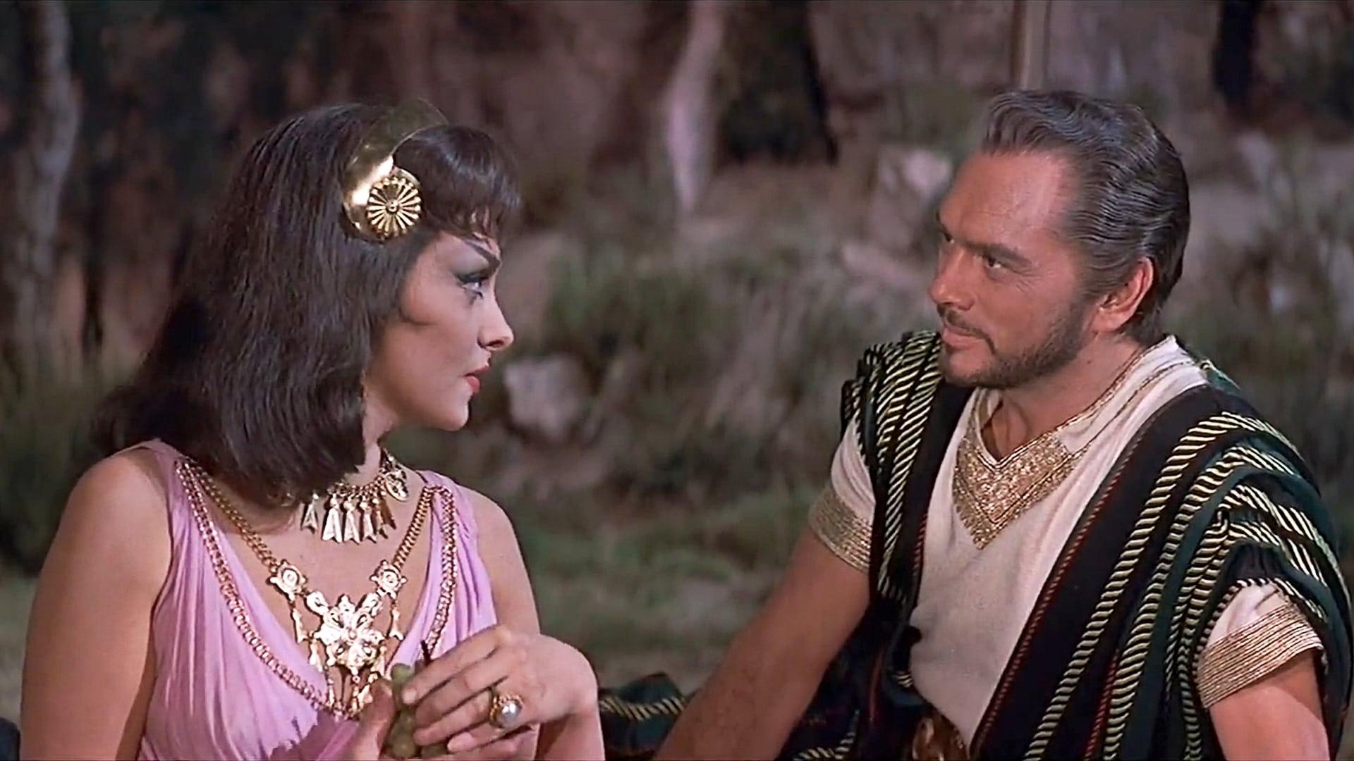 Solomon and Sheba Trailer
