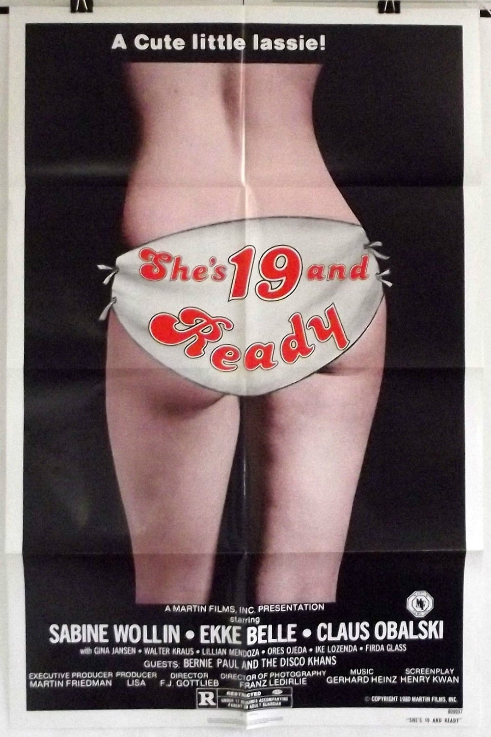 She's 19 and Ready (1979)