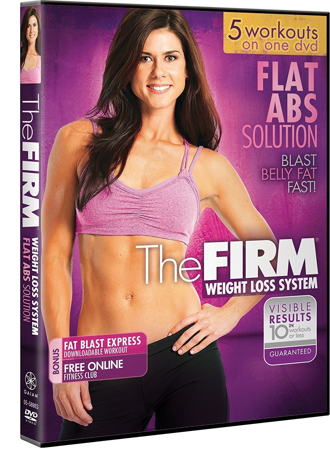 The FIRM: Flat Abs Solution - Core Toner (1970)