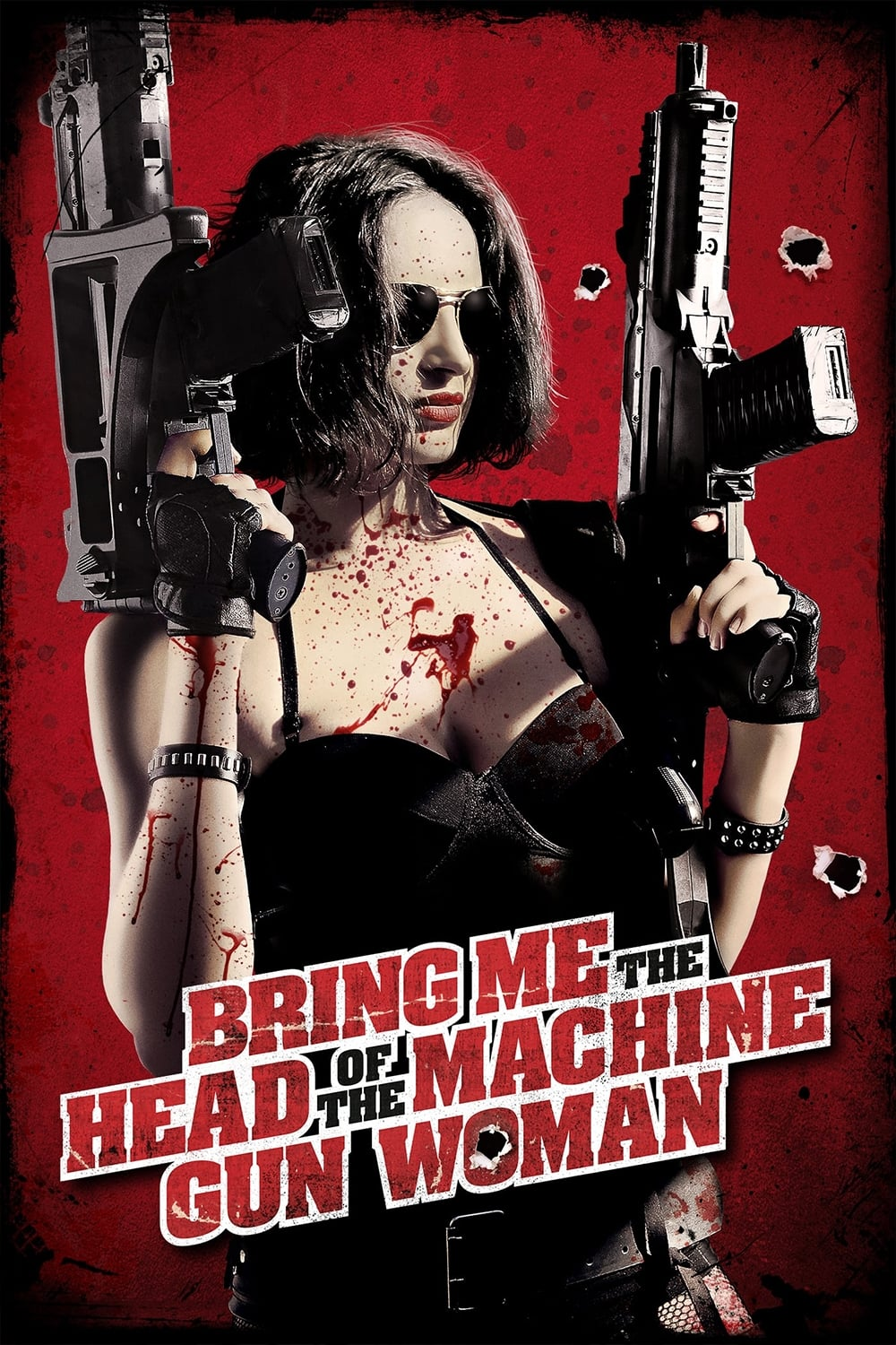Bring Me the Head of the Machine Gun Woman on FREECABLE TV