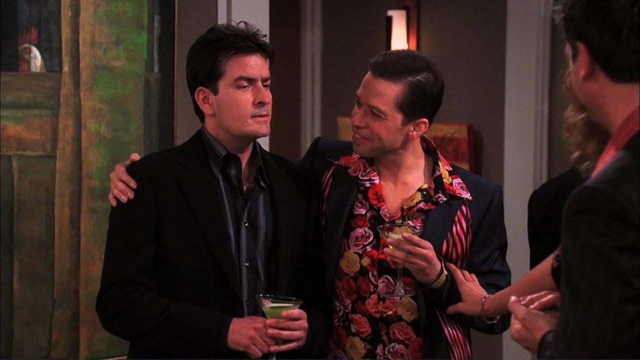 Two and a Half Men Season 2 :Episode 18  Pamela und Purzelchen