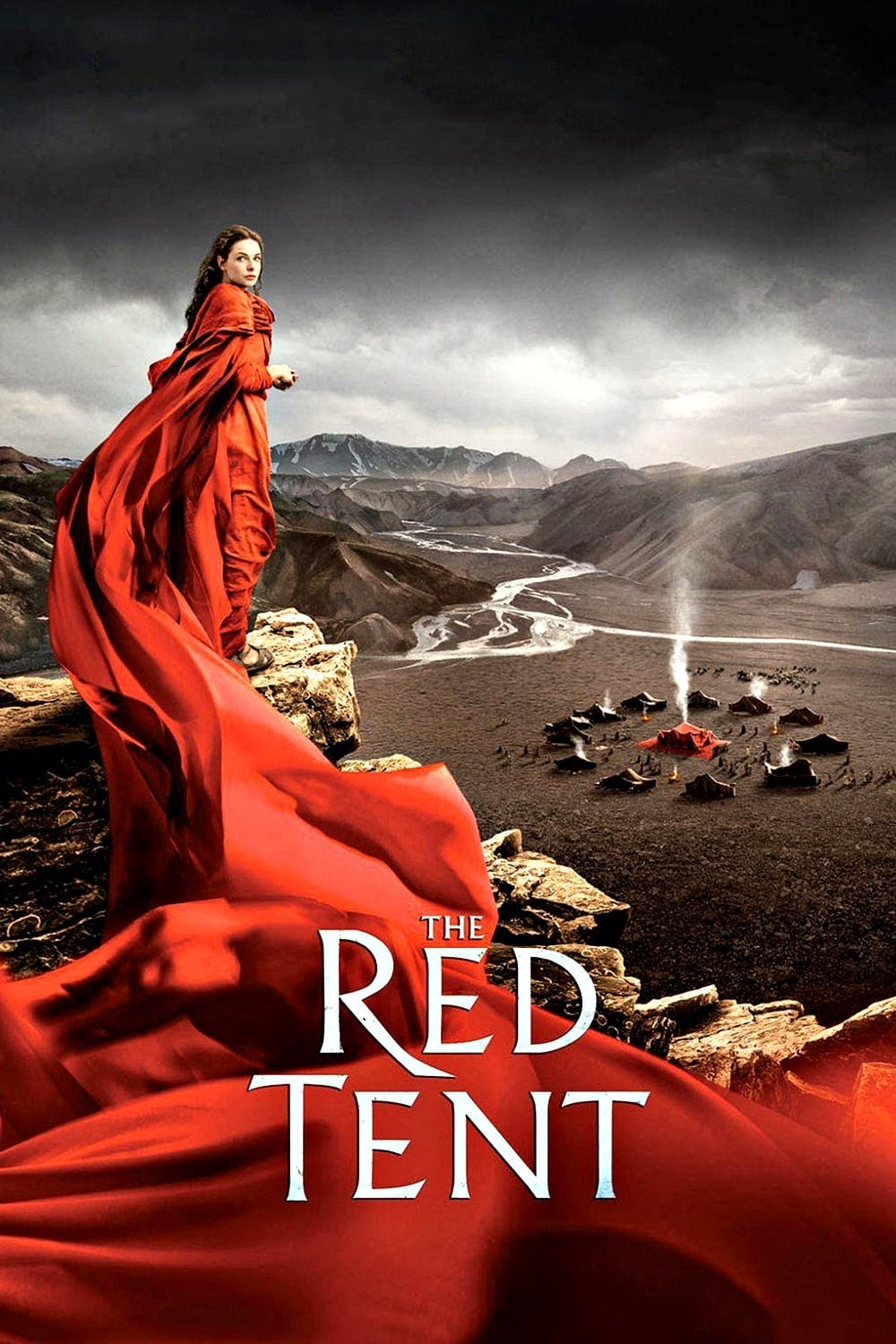 The Red Tent TV Shows About Bible