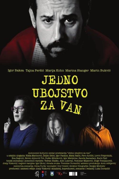 Ver A Murder to Go Online HD Español (2017)
