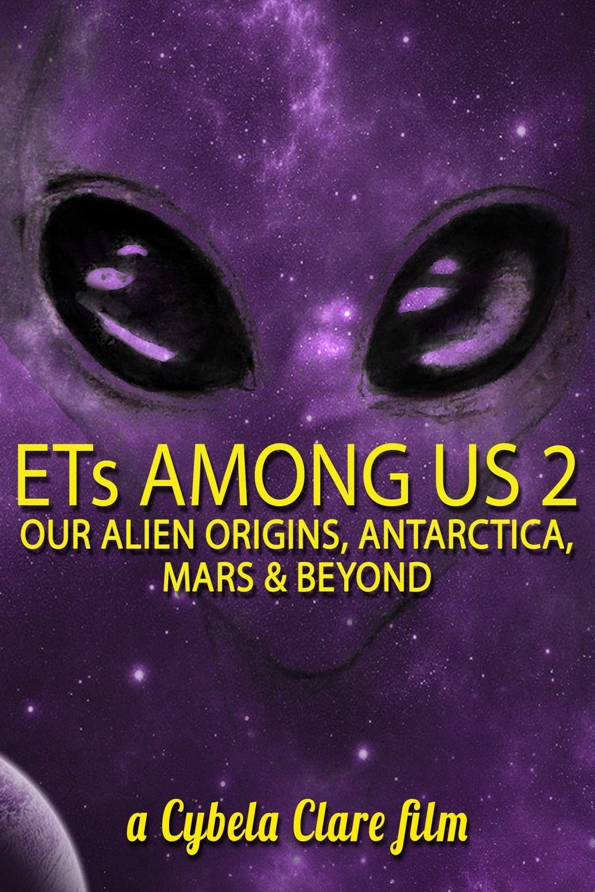 ETs Among Us 2: Our Alien Origins, Antarctica, Mars and Beyond on FREECABLE TV