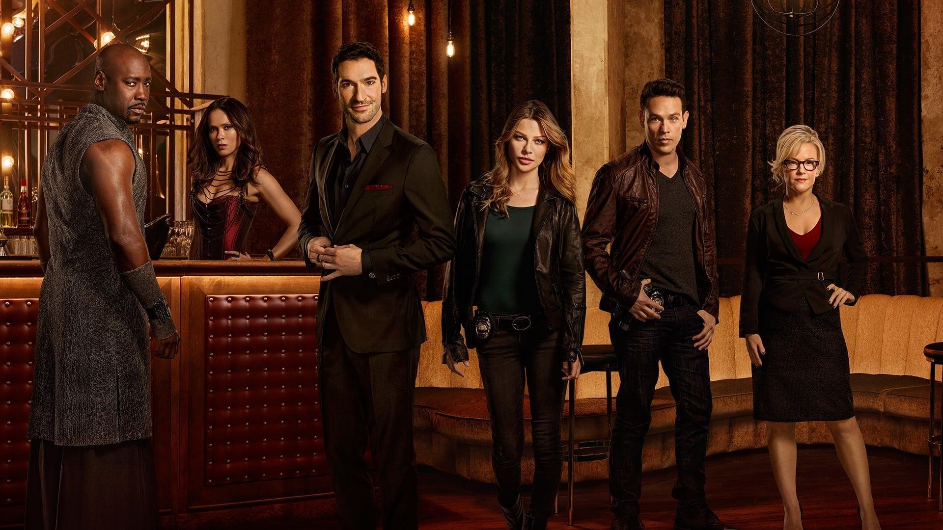 Lucifer Season 2 Episode 3 : Sin-Eater
