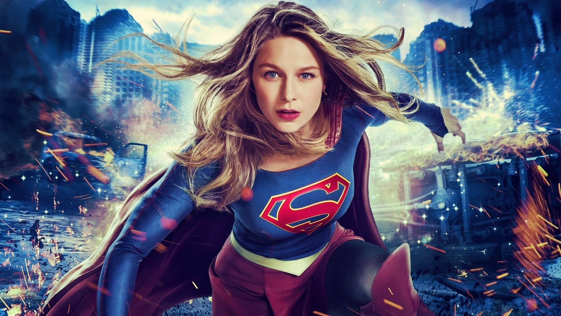 Supergirl will end with season six
