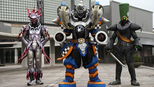 Super Sentai Season 43 :Episode 43  Druidon Mother