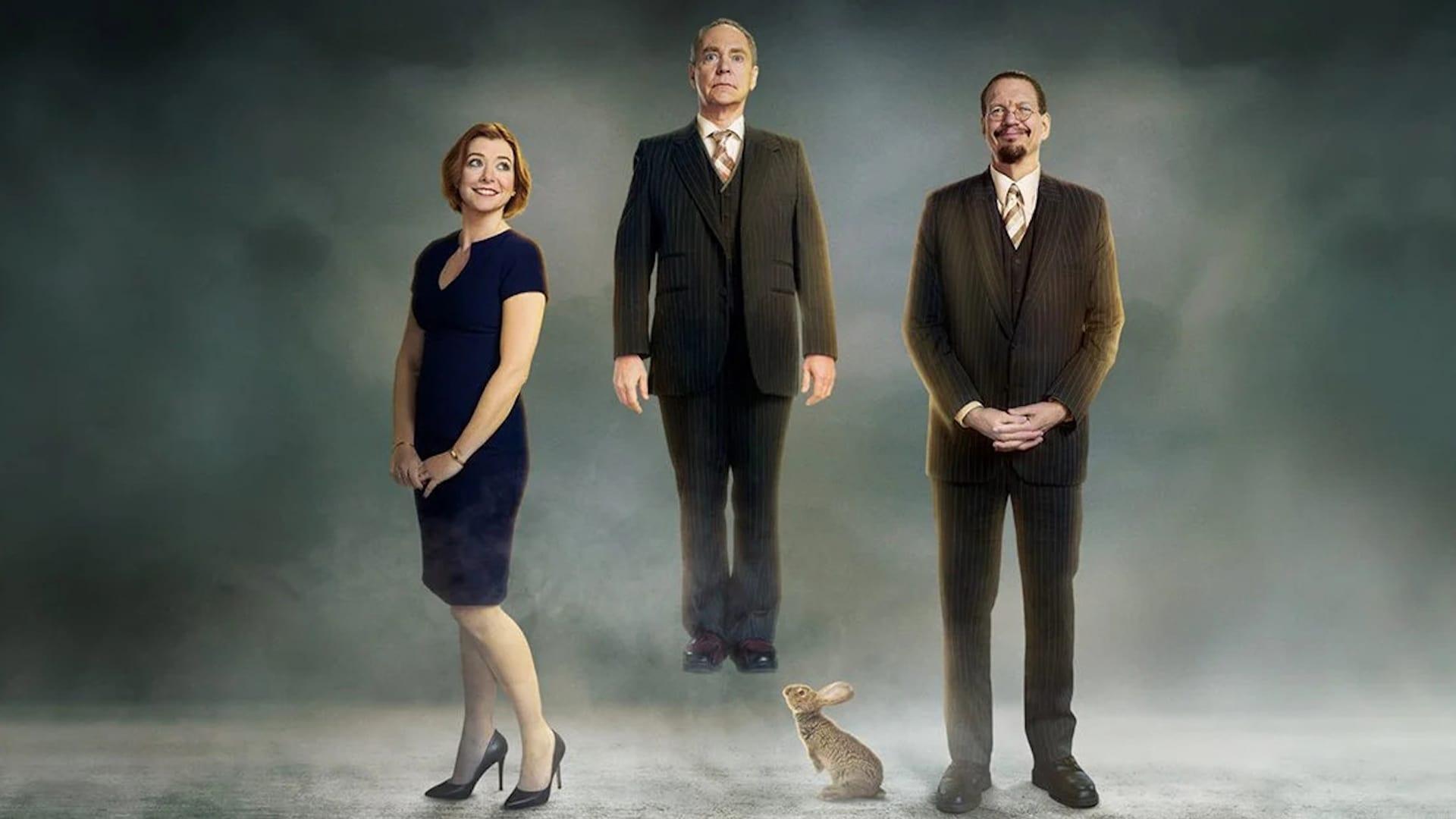 Penn & Teller: Fool Us - Season 7