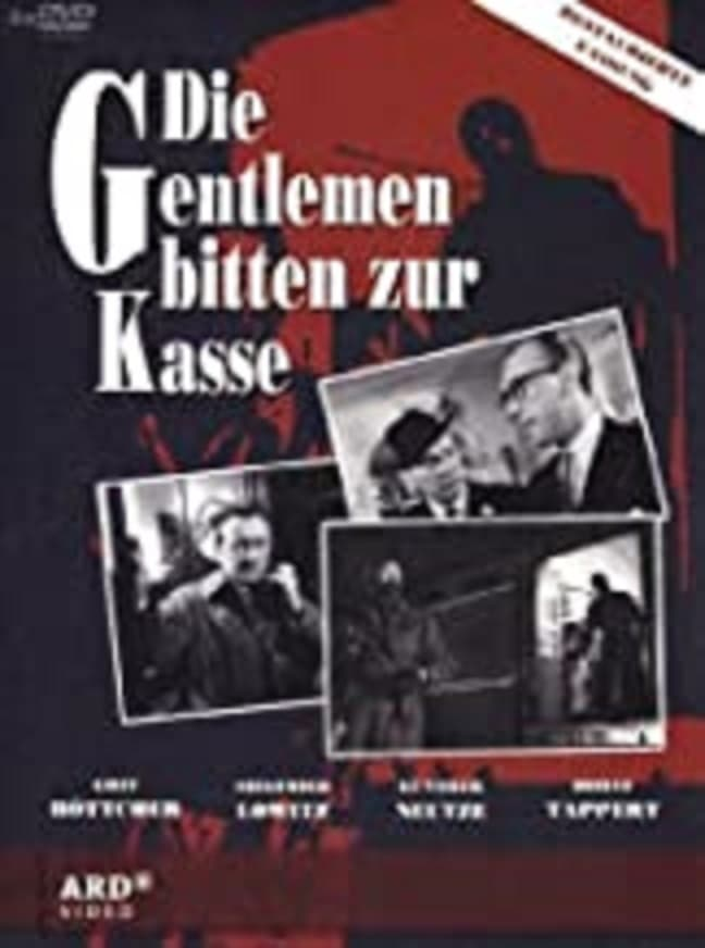 Die Gentlemen bitten zur Kasse (1966)