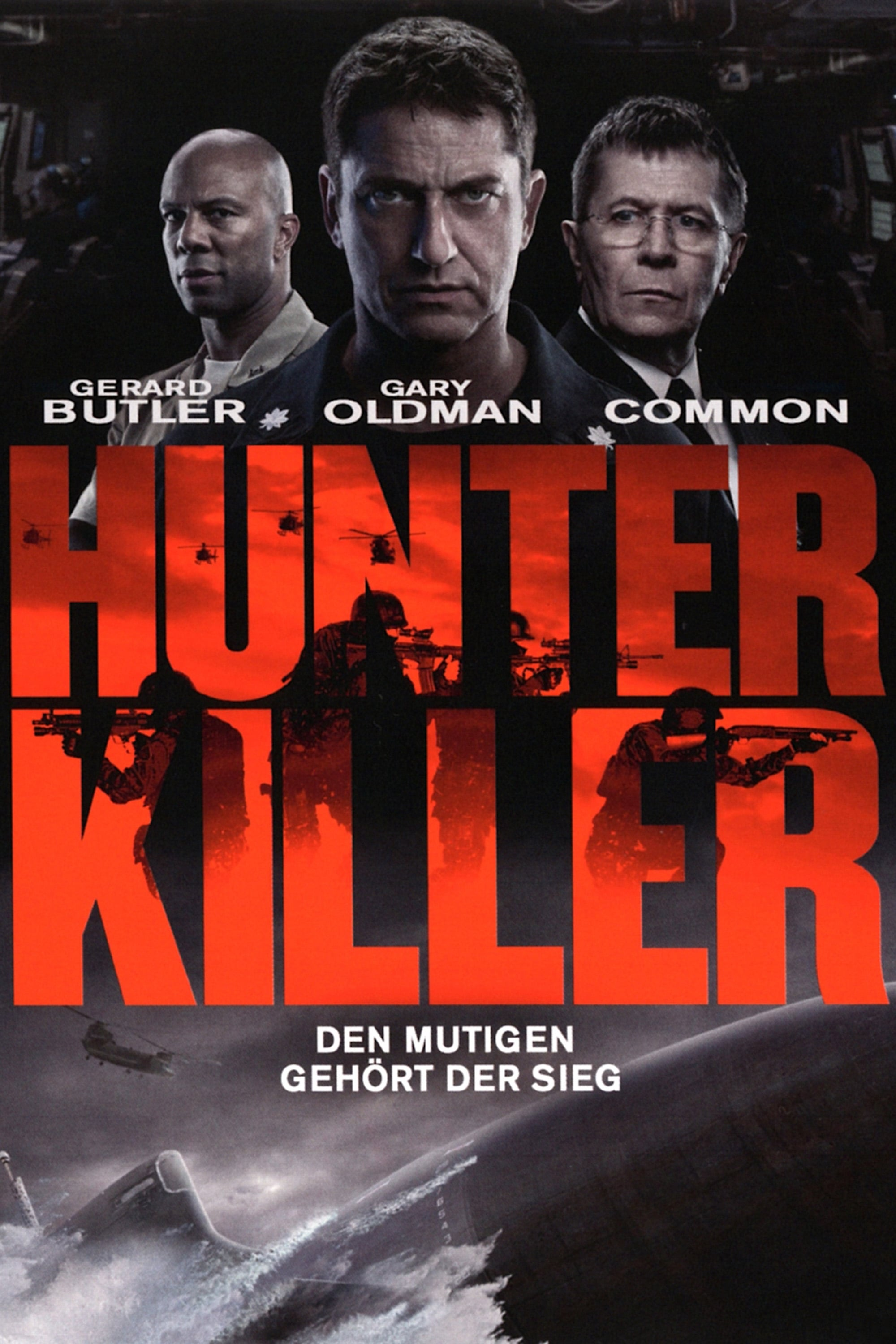 Hunter Killer Stream German
