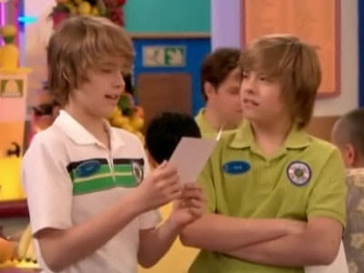 The Suite Life on Deck Season 2 :Episode 12  Bermuda Triangle