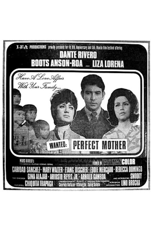 Ver Wanted: Perfect Mother Online HD Español (1970)