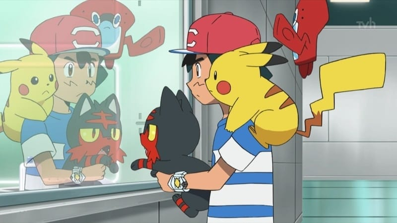 Pokémon Season 20 :Episode 21  One Journey Ends, Another Begins...