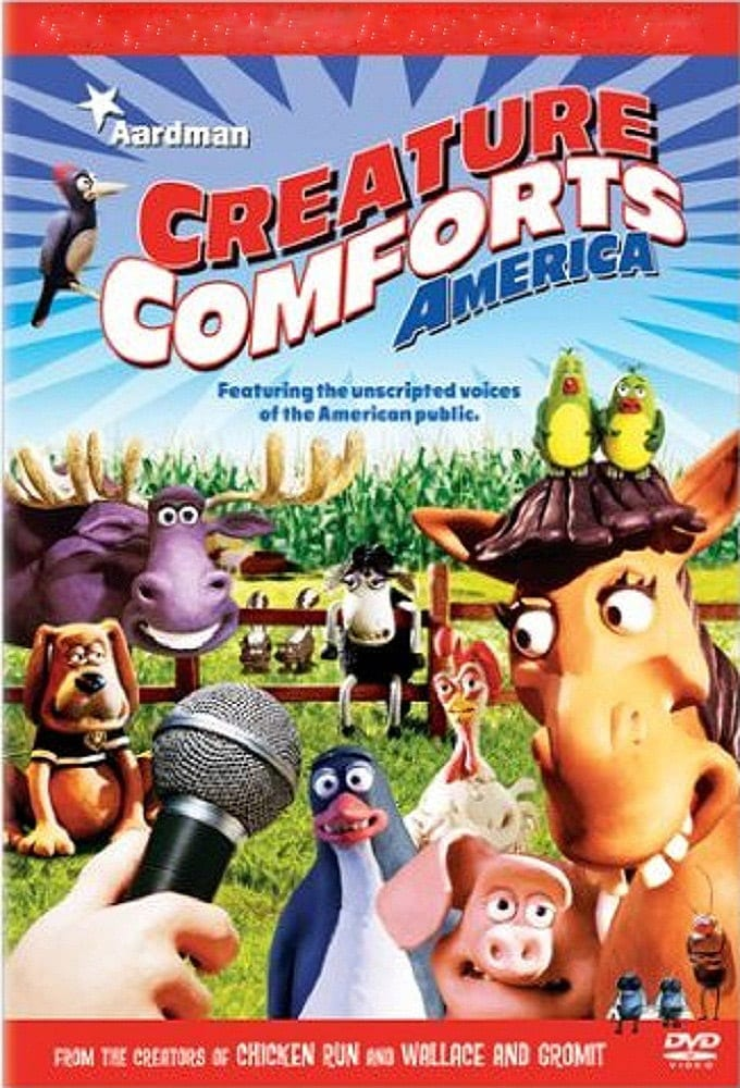Creature Comforts America on FREECABLE TV