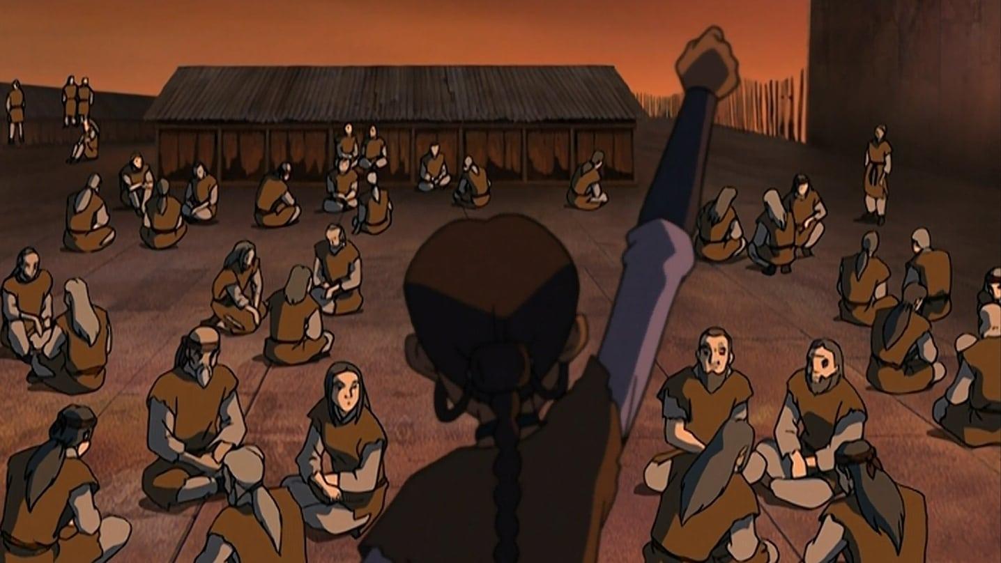 Avatar - Der Herr der Elemente Season 1 :Episode 6  In Gefangenschaft