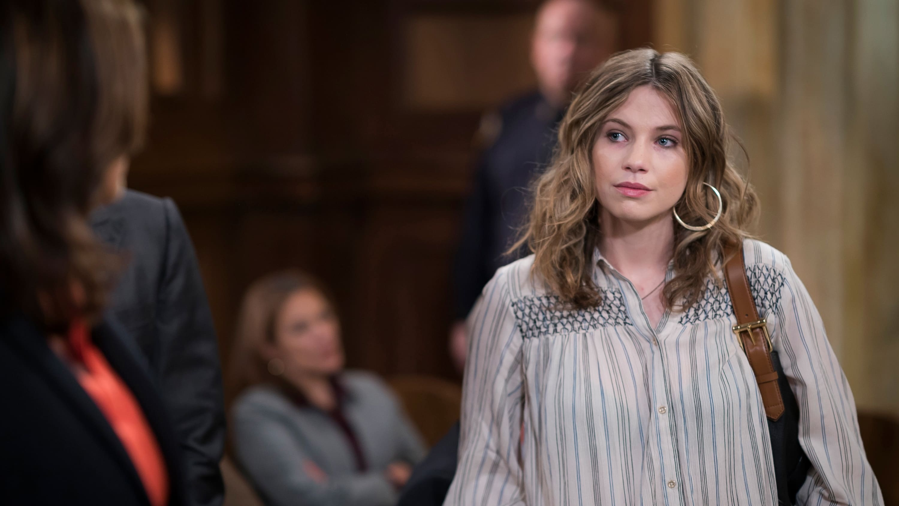 Law & Order: Special Victims Unit Season 18 :Episode 15  Know It All