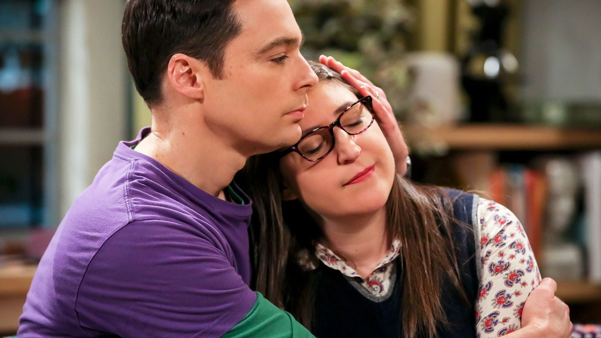 The Big Bang Theory Season 12 :Episode 19  The Inspiration Deprivation