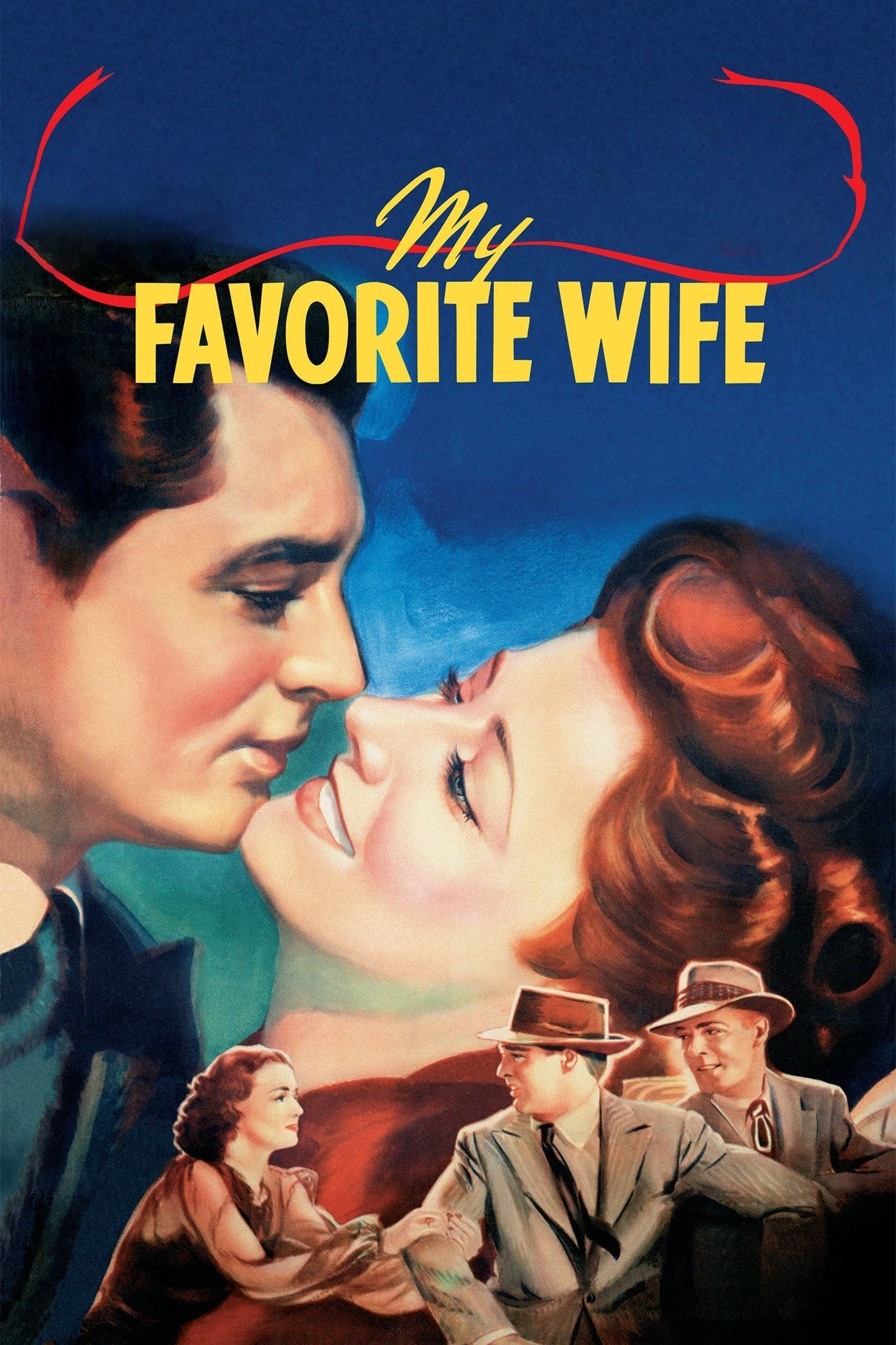 My Favorite Wife (1940)