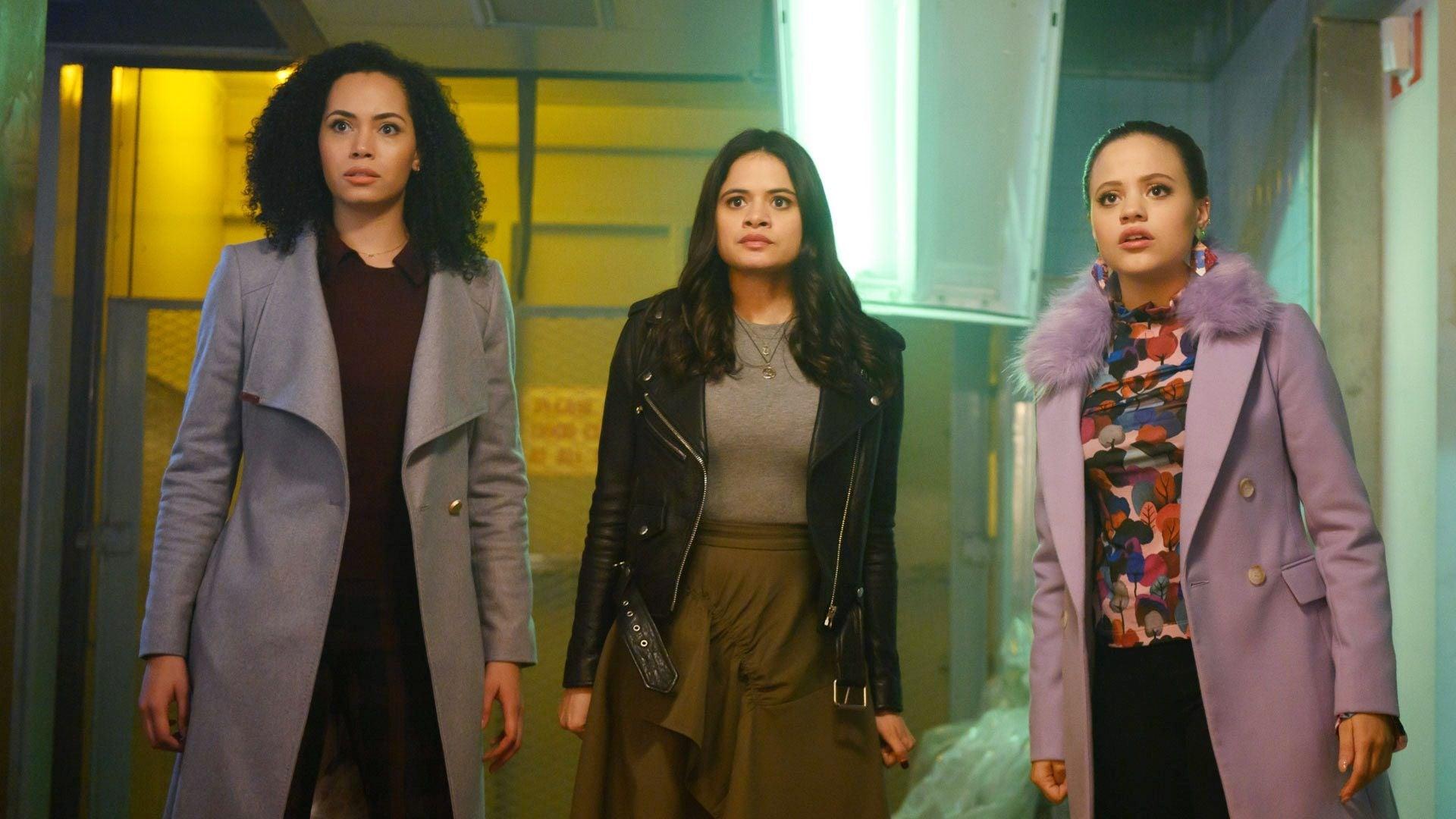 Charmed Season 1 :Episode 8  Bug a Boo