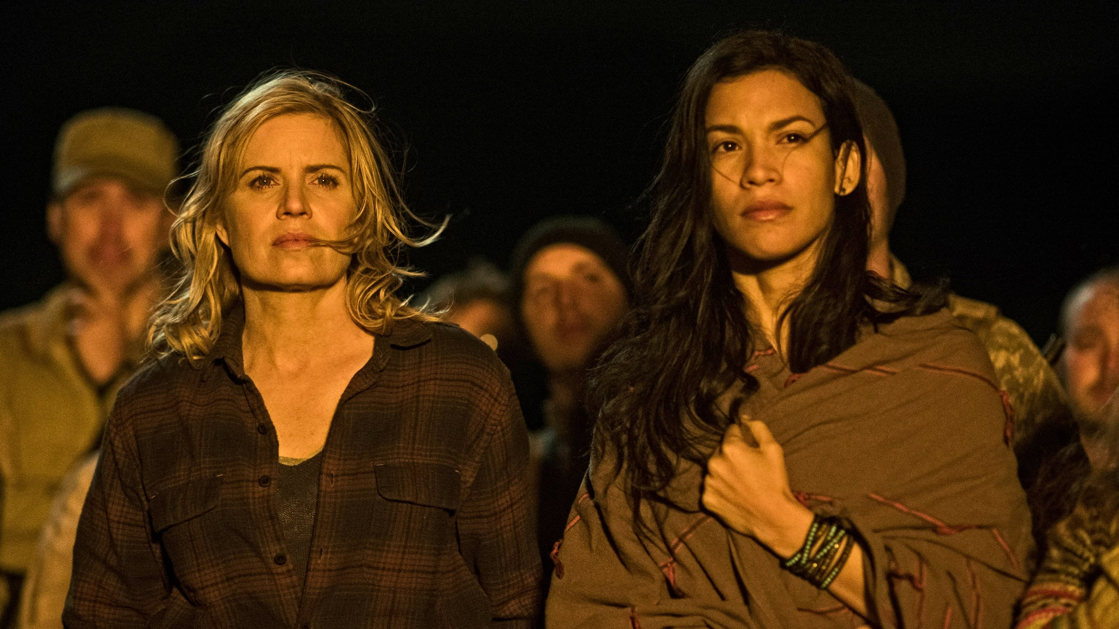 Fear the Walking Dead Season 3 :Episode 5  Burning in Water, Drowning in Flame