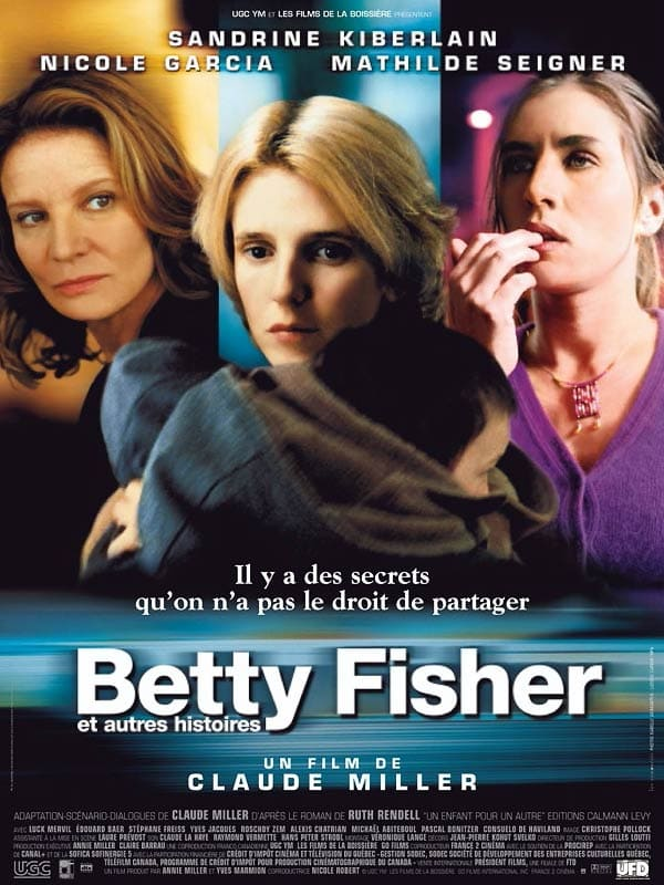 Betty Fisher and Other Stories (2001)