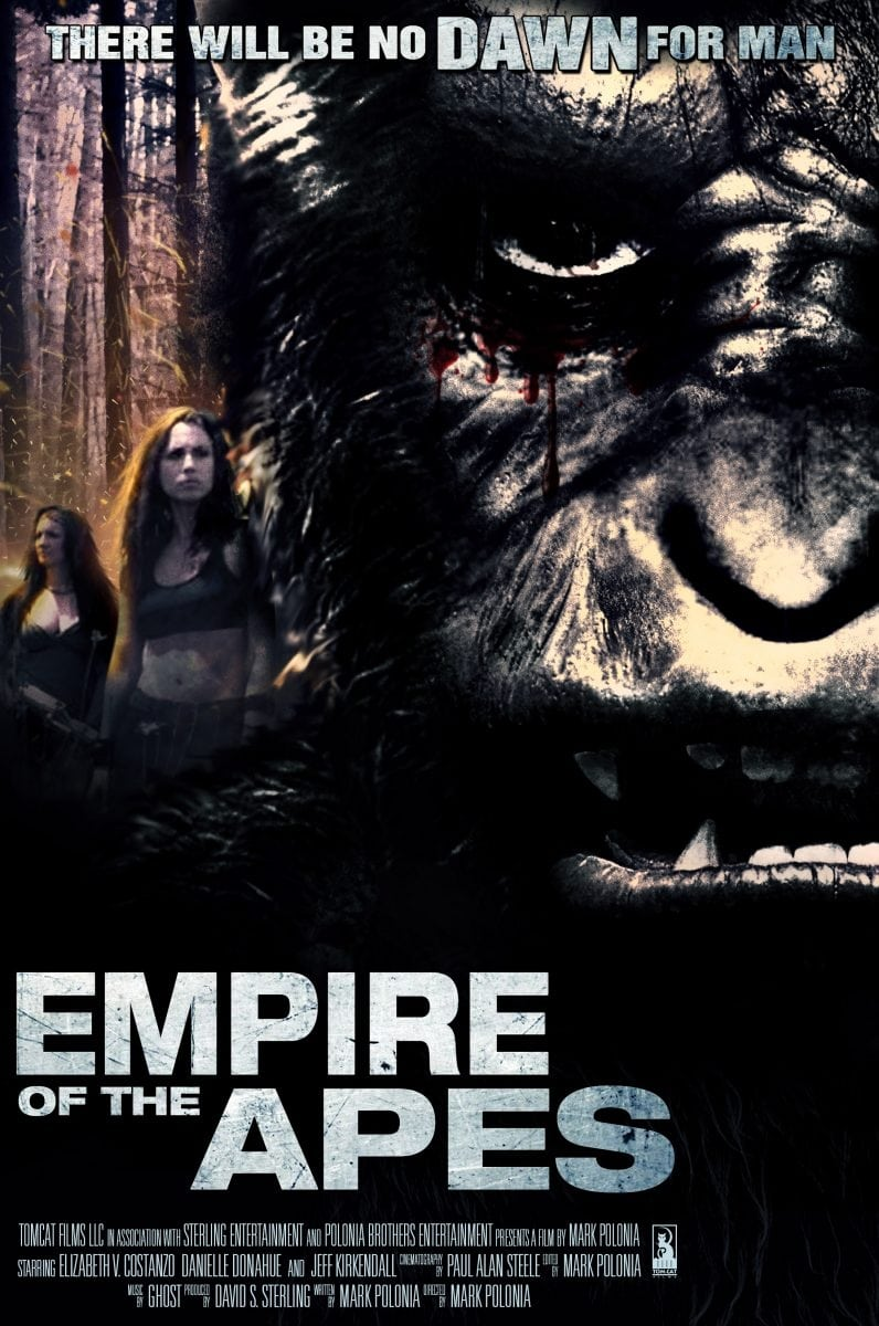 Empire of the Apes on FREECABLE TV
