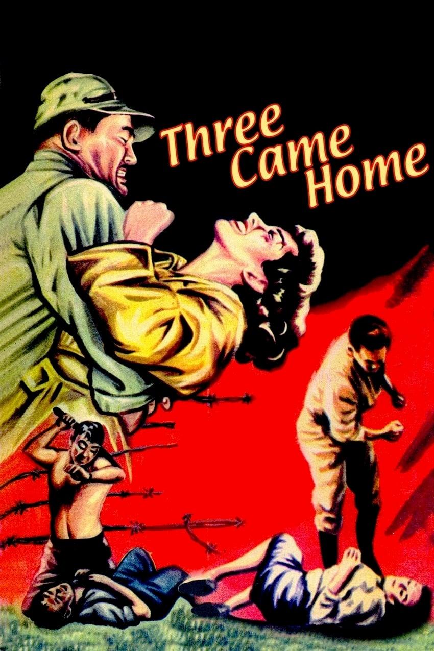 Three Came Home