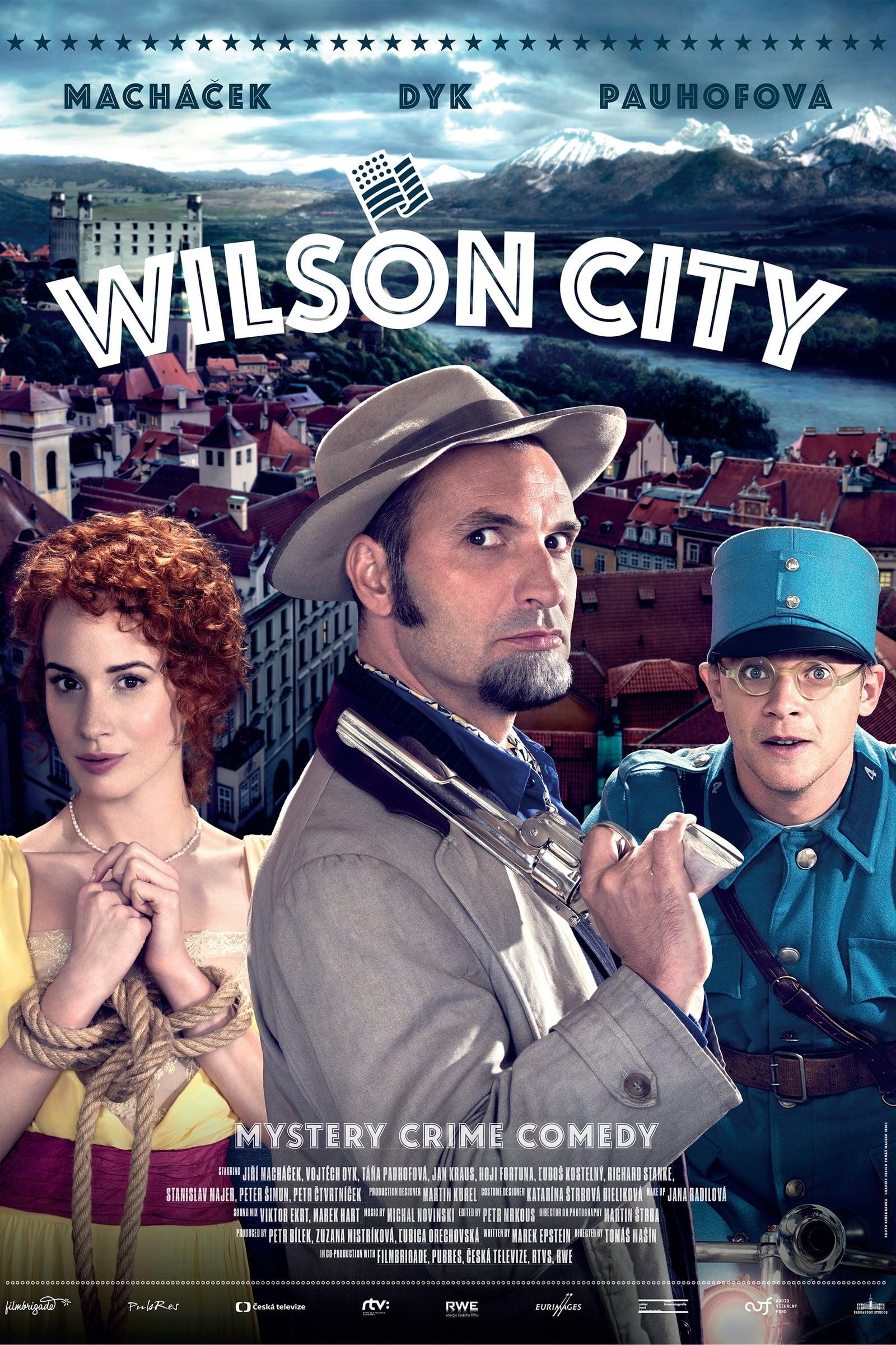 Wilson City (2015)