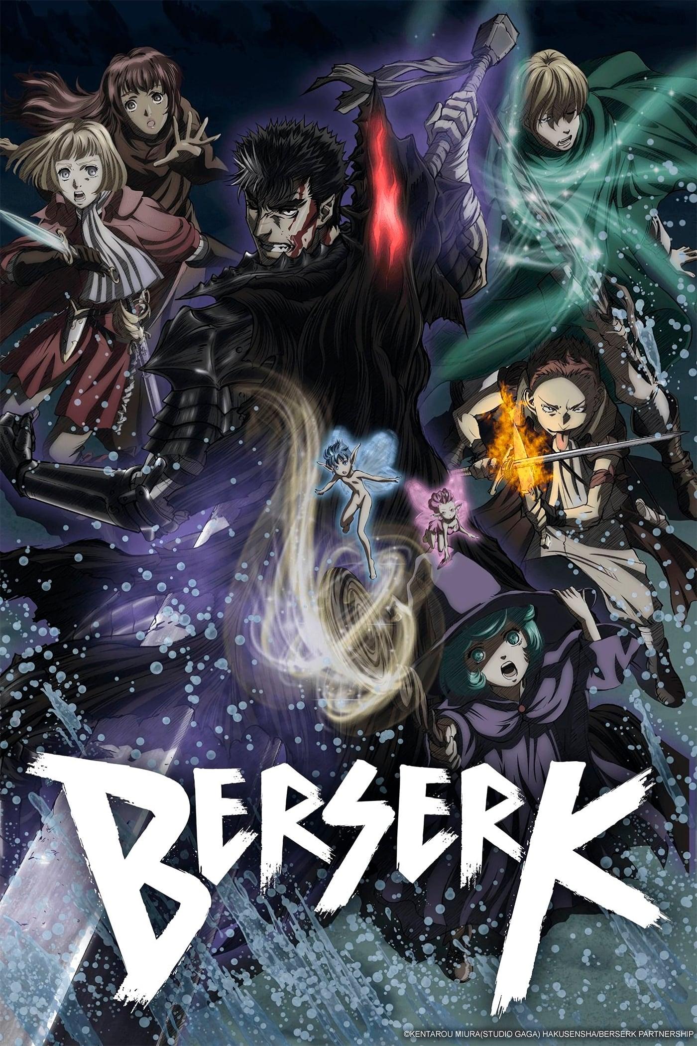 Berserk 2nd Season - Kiếm Sĩ Đen (2017)