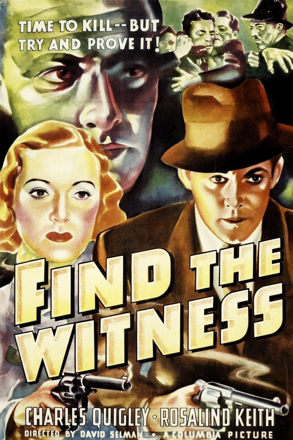 Find the Witness (1937)