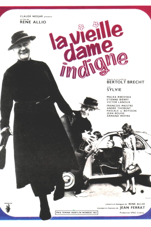 The Shameless Old Lady (1965)