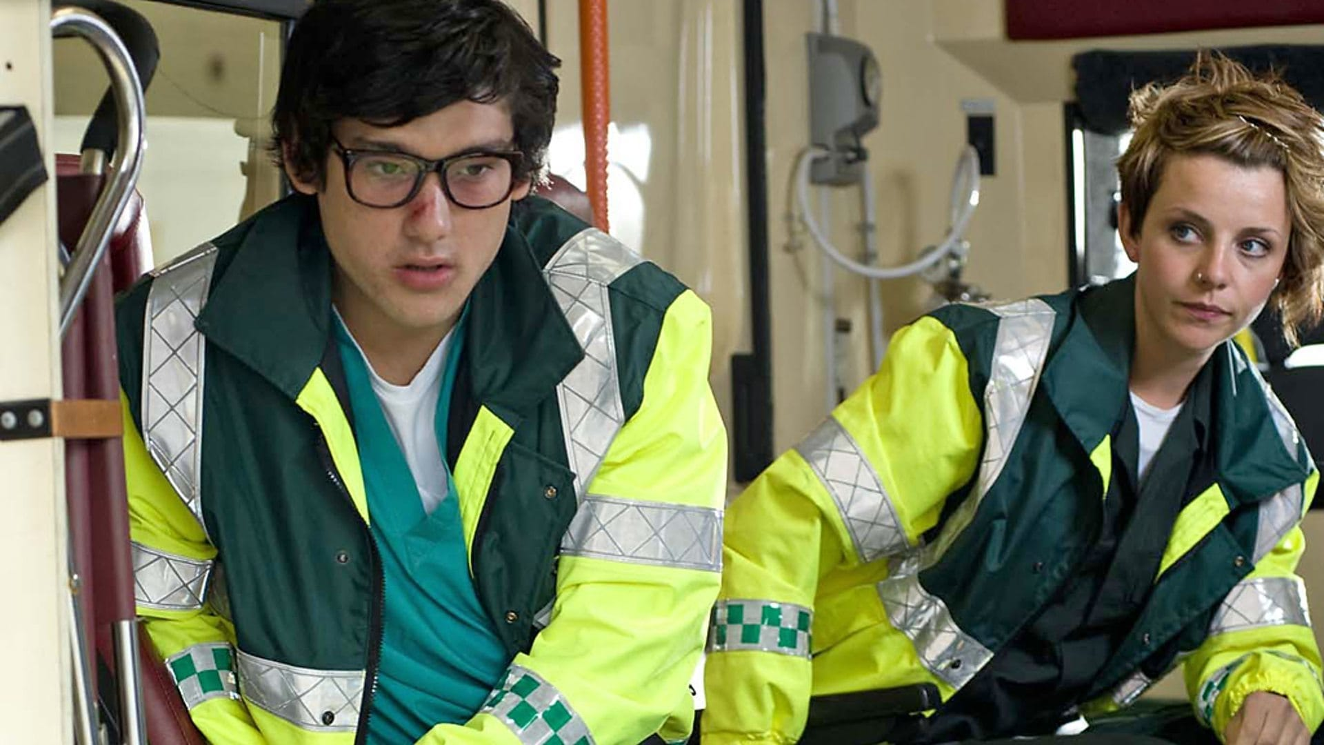 Casualty Season 24 :Episode 3  And Then There Were Three