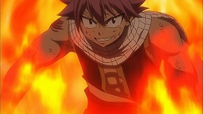 Fairy Tail Season 5 :Episode 20  People and People, Dragons and Dragons, People and Dragons