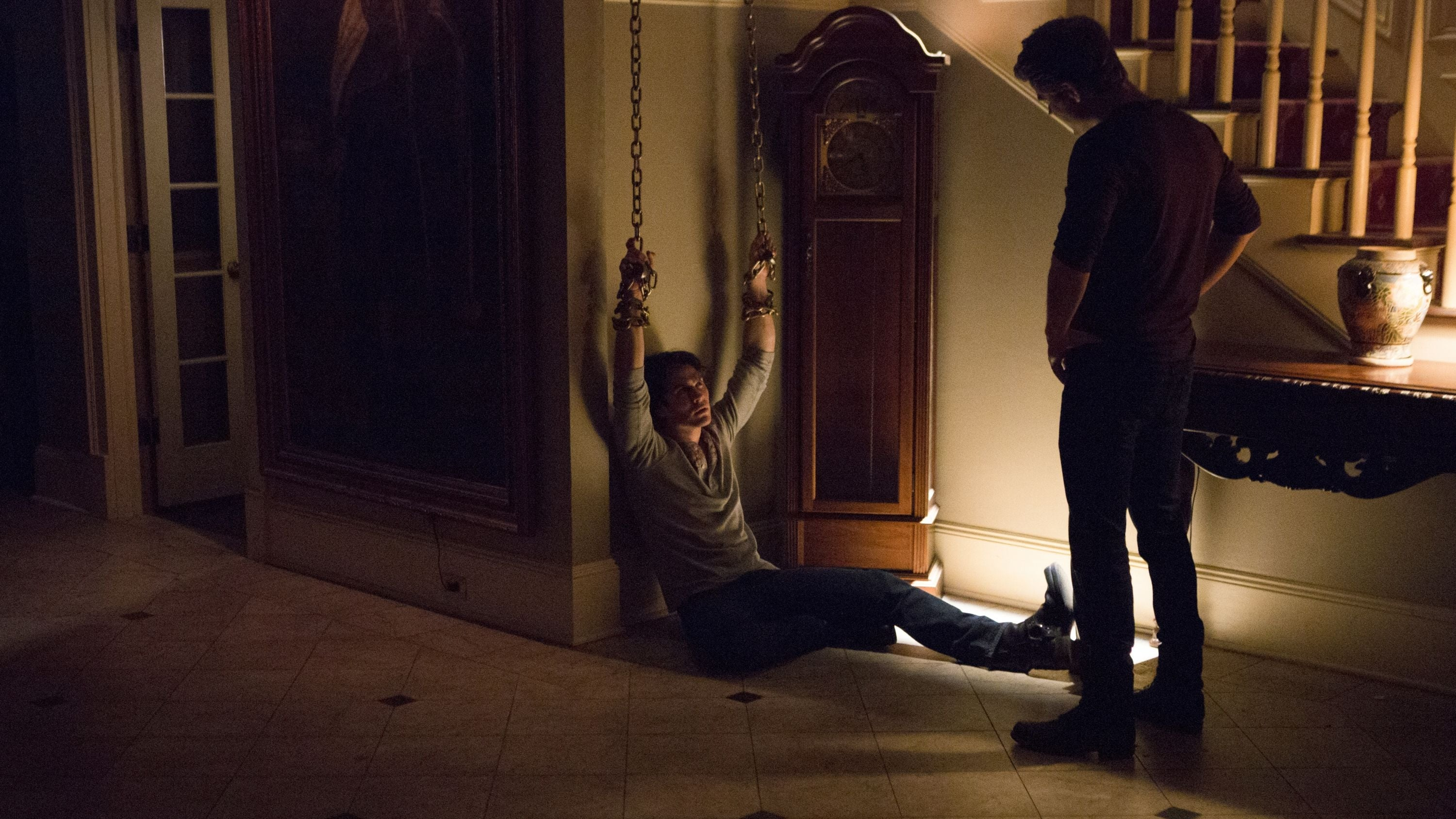 The Vampire Diaries Season 7 :Episode 11  Things We Lost in the Fire