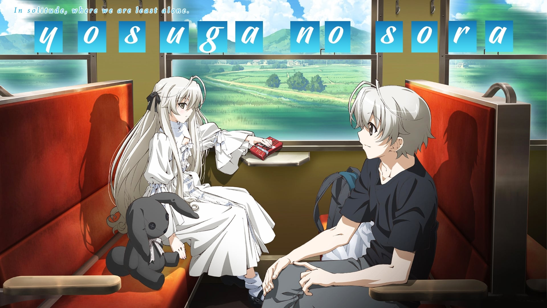 Yosuga no Sora Backdrop