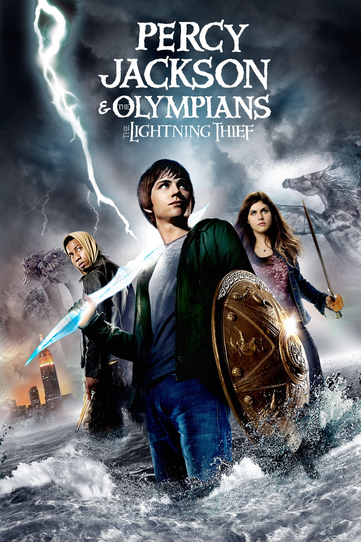 Percy Jackson The Olympians The Lightning Thief 2010 Posters The Movie Database Tmdb