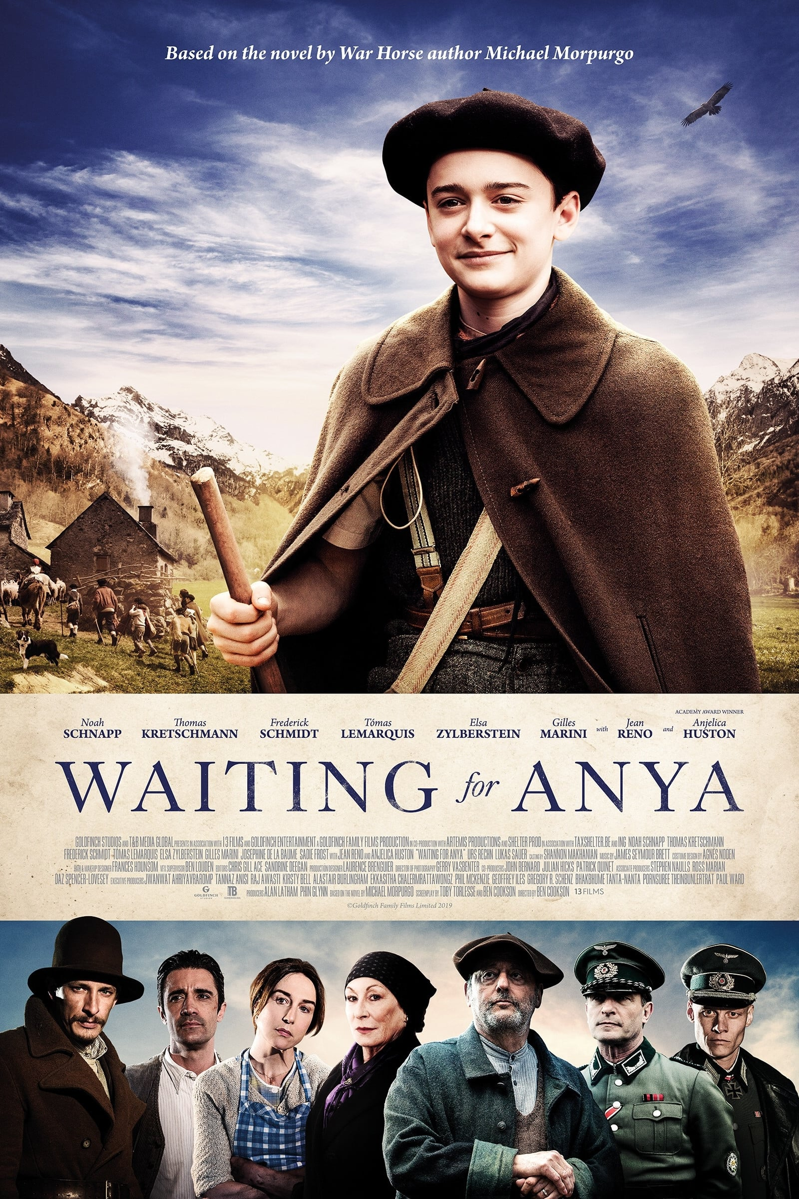 assistir filme waiting for anya